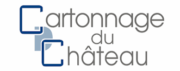 LOGO CARTONNAGE DU CHÂTEAU - Application DOCOLAB